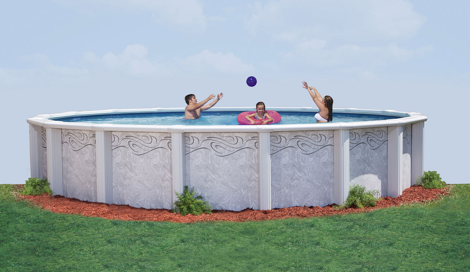 Victoria Pool Service & Supply : Above Ground Swimming Pool ...