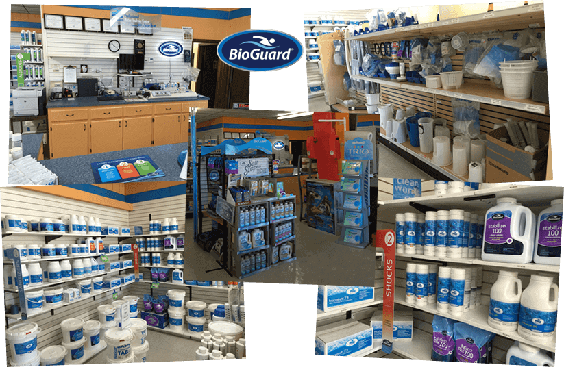 pool supplies in Victoria Texas